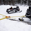 TCSAR snowmobile training-3856