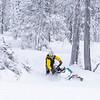 TCSAR snowmobile training-3446