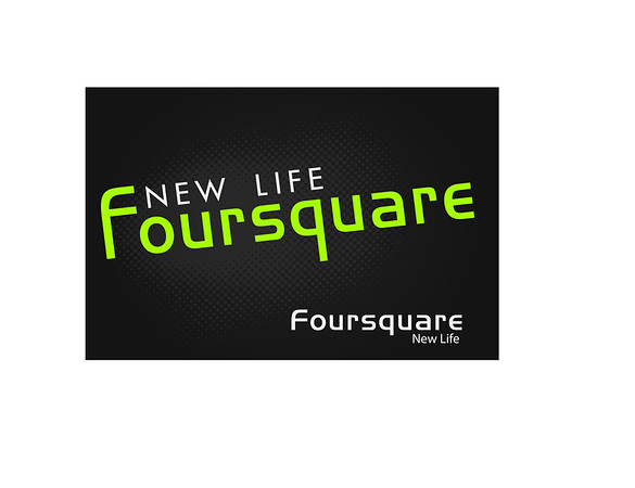 Logo - New Life Foursquare
