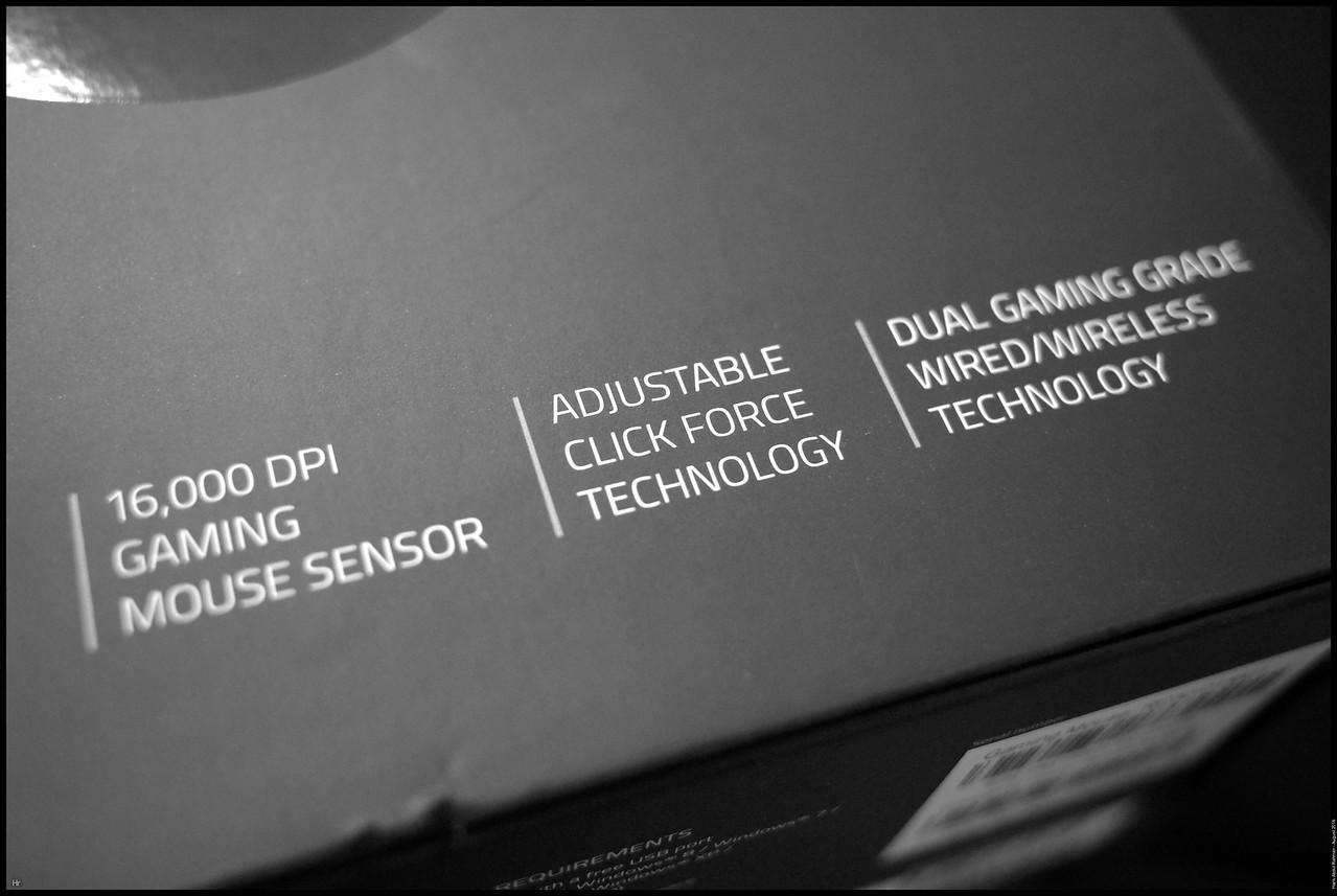 The Razer Mamba Chroma Gaming Mouse