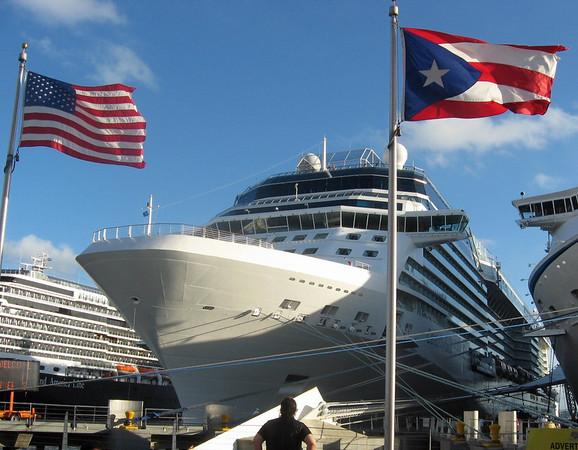 The Caribbean '08: Puerto Rico, San Maartan, St. Kitts