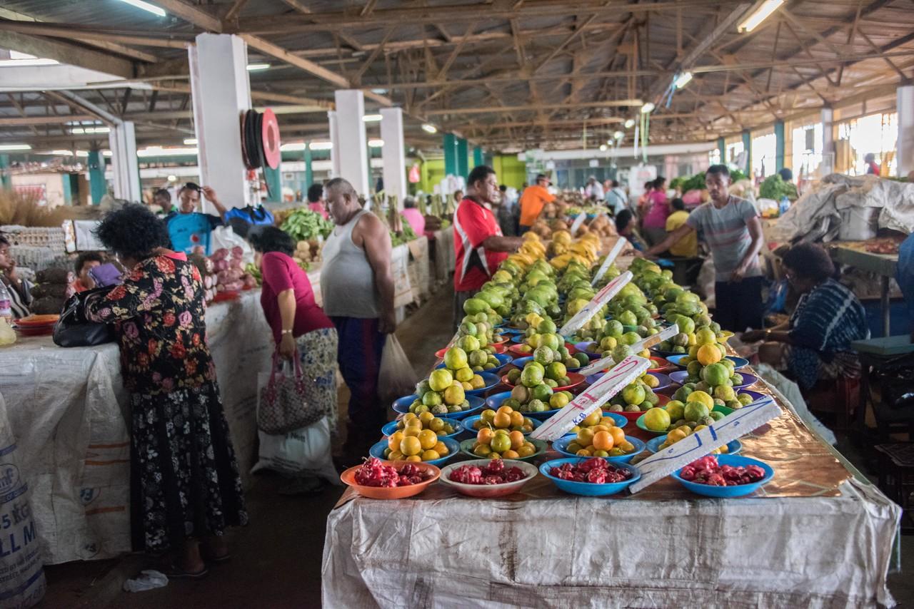 Fresh Market, Nadi, Fiji