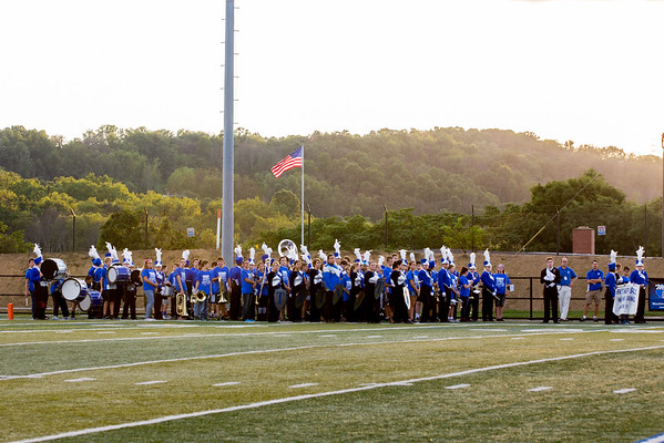 Trinity Hillers Band night 2016