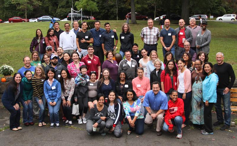 UPMC 45th Reunion - 2015