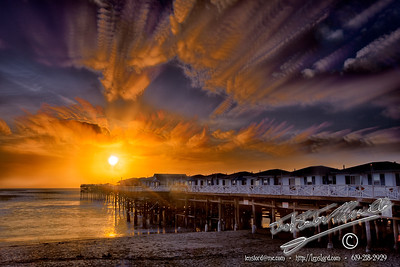 The Crystal Pier - Pacific Beach