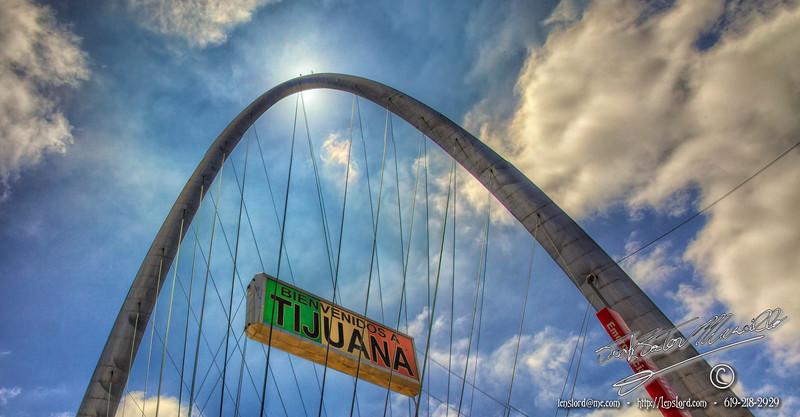 TijuanaArch<br /> by Jack Foster Mancilla - LensLord™