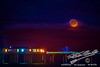 Crescent Moon Over the O.B. Pier<br /> by Jack Foster Mancilla - LensLord™<br /> _MG_0253