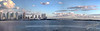 San Diego, The Bay Bridge, and Coronado, FromHarborIsland by Jack Foster Mancilla - LensLord™