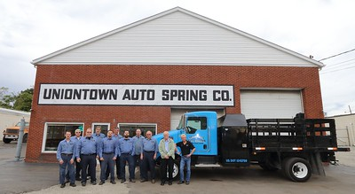 Uniontown Auto Spring's 100th Anniversary