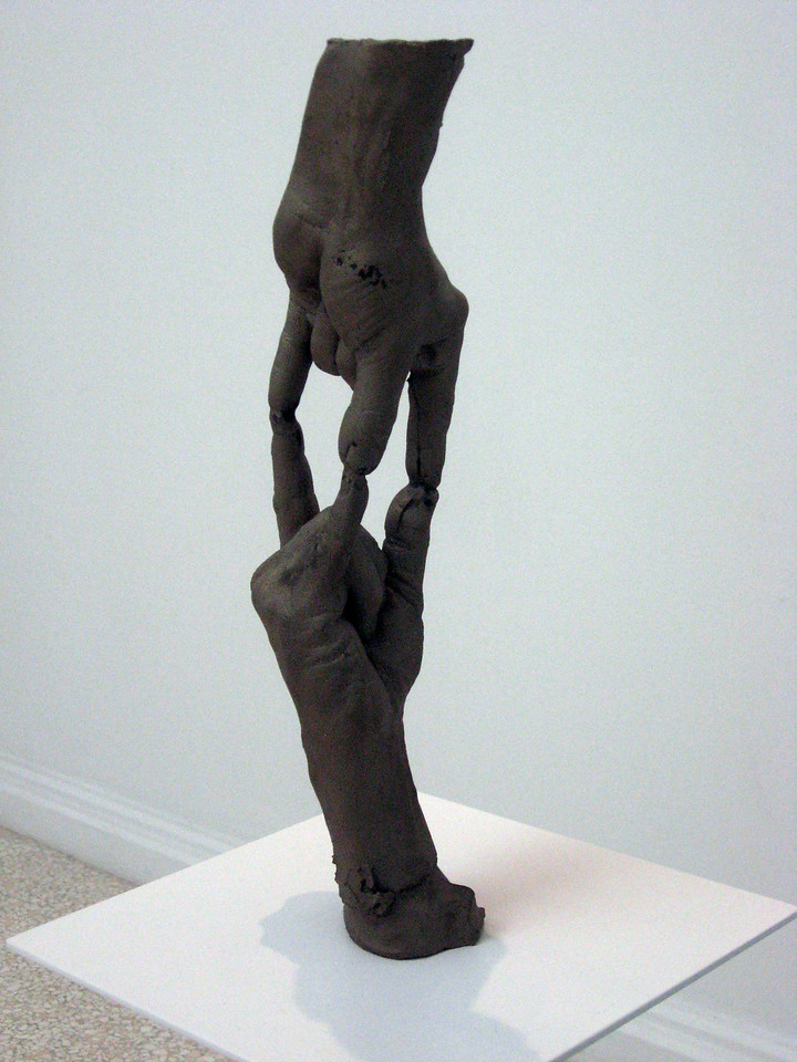 "Bruce Nauman (American), ""Fifteen Pairs of Hands,"" 1996"