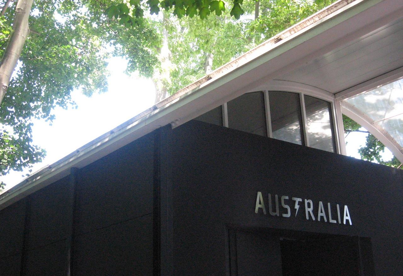 The Pavilion of Australia