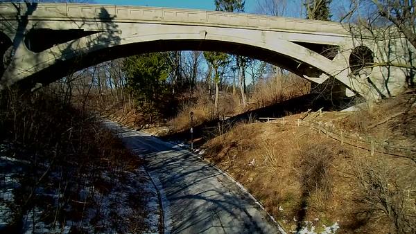 Ravine Road Bridge Milwaukee, Wisconsin