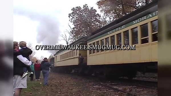 Started in 1972, the Kettle Moraine Railway located in North Lake, Wisconsin ceased operations in 2001. I will always be grateful for the incredible cooperation I received in the making of this video..