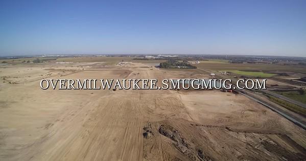 Foxconn Construction Site Racine County Wisconsin Sept 2018  1080 FPS 25 TRT:1:57