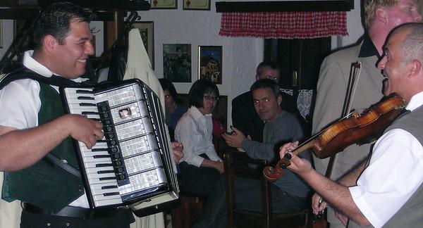 The Wiener Heurigen Show at the Wine Tavern Wolff