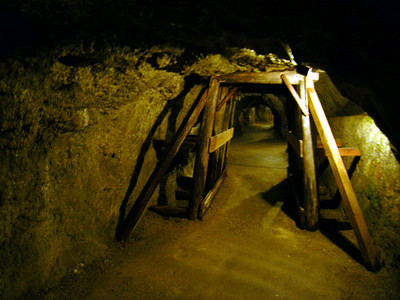 The Vienna Woods' underground lake