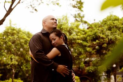 Nigel and Roxanne engagement Shoot Fort Santiago, Intramuros  City of Manila Philippines