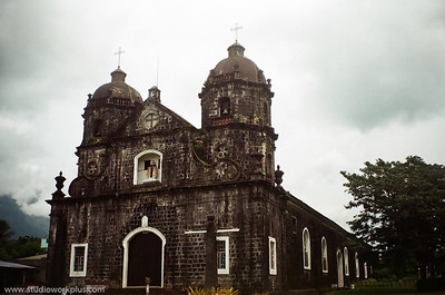 St. Dominic de Guzman Patish Sto. Domingo, Albay Philippines Built in 1889 and one of the best preserved Catholic Churches in the Bicol Region