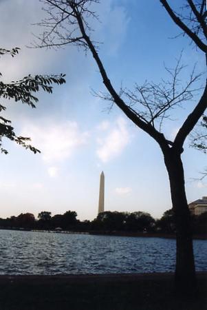 Washington Monument, Potomac.