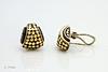 John Hardy Armadillo Earrings 1-9926