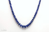 Sapphire Bead Necklace 1-1351
