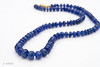 (2)Sapphire Bead Necklace  1-1351