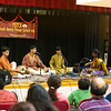 "From (L -> R) Gopal Ravindran (Mridangam/ Percussion instrument from India); Ashwin Srikant (Vocals); Vignesh Thygarajan (Vocals); Divya Mohan (Violin). <a href=""http://www.ystca.org"">http://www.ystca.org</a>."