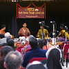 "From (L -> R) Gopal Ravindran (Mridangam/ Percussion instrument from India); Ashwin Srikant (Vocals); Vignesh Thygarajan (Vocals); Divya Mohan (Violin).  <a href=""http://www.ystca.org"">http://www.ystca.org</a>. mohanpadma@gmail.com; ystca@yahoo.com."