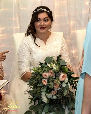 Yossi & Leah's wedding