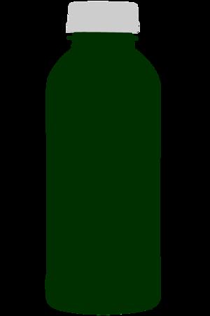 Zoe bottle solid_green