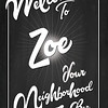 Welcome Zoe 36x24_15