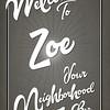 Welcome Zoe 36x24_11