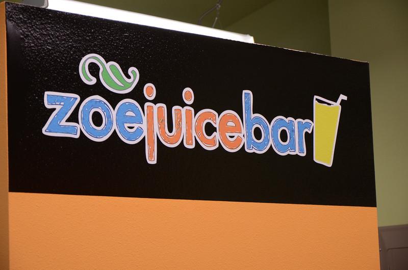 Zoe Juice Bar