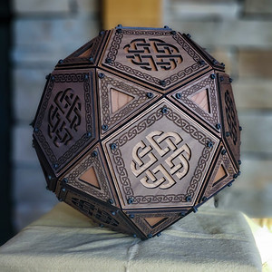 Celtic Icosidodecahedron