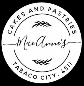 Mae Anne's Cakes Logo