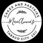 Mae Anne's Cakes Logo_Profile FB 170X170pxls