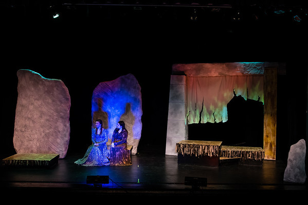 AHA Starlight Productions: Burial at Thebes