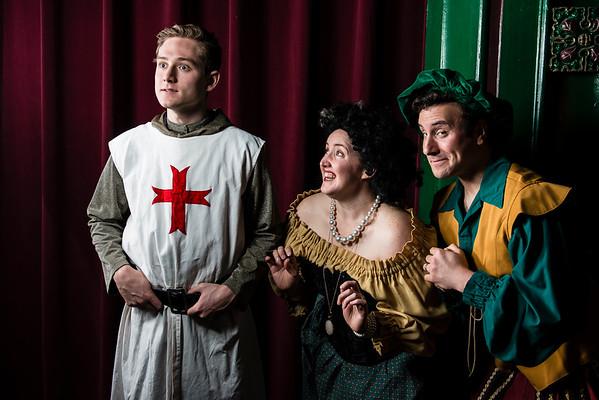 Theater Pro Rata: Knight of the BUrning Pestel