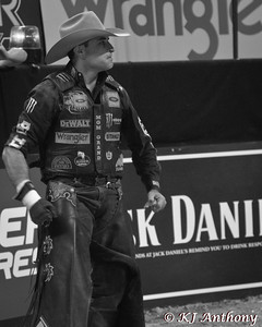 Guilherme Marchi.  It was the fifth night and Round Five of the PBR World Finals at the Thomas and Mack Center on October 28, 2012, in Las Vegas Nevada.