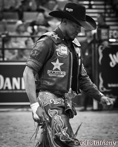 It was the second night and Round Three of PBR's Last Cowboy Standing at the Mandalay Bay Events Center on May 11, 2013, in Las Vegas Nevada.