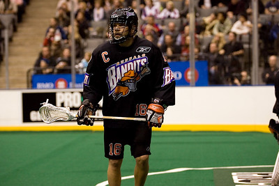NLL Buffalo Bandits @ Toronto Rock 15 Feb 2008