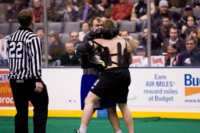 NLL Calgary Roughnecks @ Toronto Rock 01 March 2008