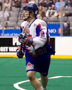 NLL Chicago Shamrocks @ Toronto Rock 12 April 2008