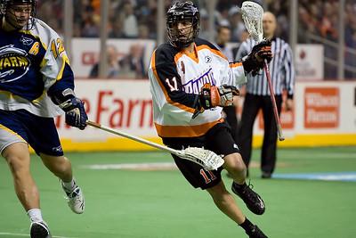 NLL Minnesota Swarm @ Buffalo Bandits 16 Feb 2008