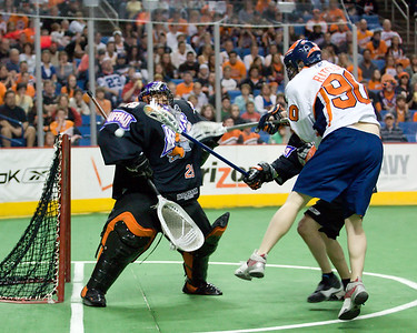 2008 NLL East Final New York Titans @ Buffalo Bandits 10 May 2008