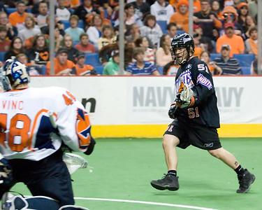 2008 NLL East Final New York Titans @ Buffalo Bandits 10 May 2008