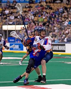 NLL New York Titans @ Toronto Rock 14 March 2008