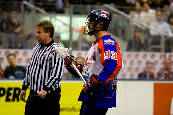 NLL New York Titans @ Toronto Rock 04 April 2007