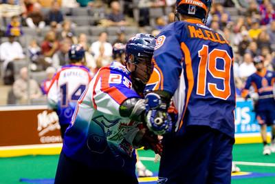 NLL New York Titans @ Toronto Rock 04 April 2007