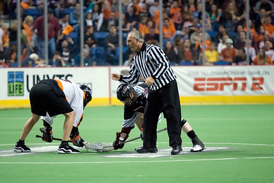 2008 NLL East Semi-Final Philadelphia Wings @ Buffalo Bandits 02 May 2008